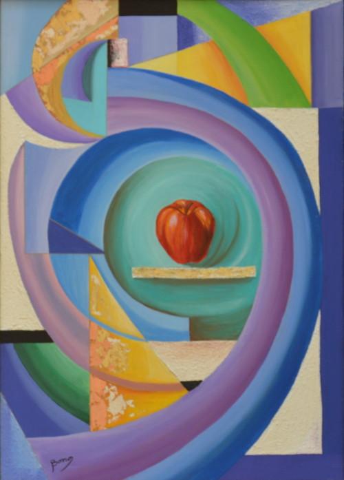 la mela 60x80